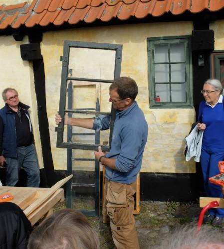 Gamle vinduer kan fortjene 100 år mere